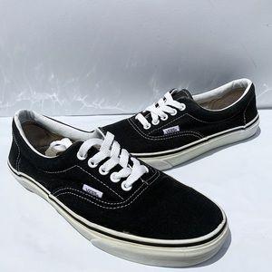 Vans Original Black Skateboard Sneaker